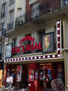 パリの映画館めぐり⑨